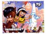 Stamps Argentina -  patoruzito