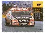Stamps Argentina -  rally campeones