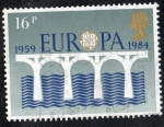 Sellos de Europa - Reino Unido -