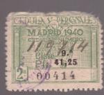 Stamps Europe - Spain -  Celulas personales