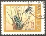 Stamps : Asia : Vietnam :  56 - coleoptero