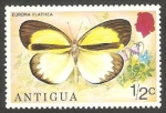 Stamps : America : Antigua_and_Barbuda :  379 - Mariposa eurema elathea