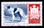 Stamps San Marino -