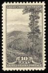 Stamps United States -  ESTADOS UNIDOS -    Parque Nacional de Great Smoky Mountains