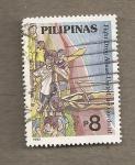 Stamps Philippines -  Lucha contra el abuso de drogas