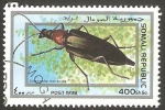 Sellos de Africa - Somalia -  Insecto