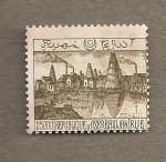 Stamps Asia - Azerbaijan -  Pozos petroleo