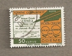 Stamps Asia - Turkey -  Facsimil cheque