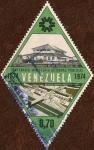 Sellos del Mundo : America : Venezuela : Centenario Ministerio de Obras Públicas V.
