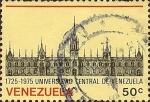 Sellos del Mundo : America : Venezuela : 250 Aniv. de la Universidad Central de Venezuela. -