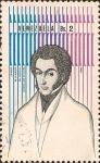 Sellos de America - Venezuela -  150 Años de la Muerte del Mariscal Antonio José de Sucre.