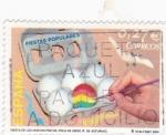 Sellos de Europa - España -  Fiesta de los Huevos Pintos-Pola de Siero(Asturias)     (M)