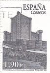 Stamps Spain -  Castillo de Villafuerte de Esgueva (Valladolid)      (M)