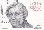 Sellos de Europa - España -  María Lejárraga- escritora         (M)