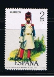 Stamps Spain -  Edifil  2351  Uniformes militares.