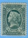 Stamps Guatemala -  Libertad