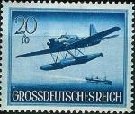 Stamps : Europe : Germany :  Journée des héros (II)