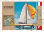 Sellos de Africa - Guinea Ecuatorial -  TRANS-ATLANTICA-72
