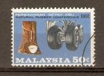 Stamps Malaysia -  INDUSTRIA  DE  CAUCHO