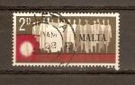 Stamps Malta -  DERECHOS  HUMANOS