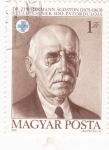 Stamps Hungary -  Dr. Zimmermann Ágoston (1875-1963
