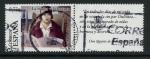 Stamps Spain -  ESPAÑA 2004_SH4060C.01 LA MUJER Y LA LECTURA