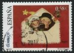 Stamps Spain -  ESPAÑA 2007_4356 NAVIDAD 2007