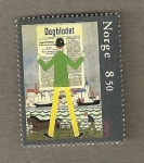 Stamps Europe - Norway -  Periodicos