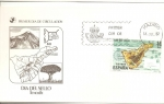 Stamps Spain -  DIA DEL SELLO TENERIFE