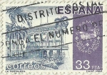 Stamps Spain -  LA FORTALEZA