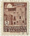 sellos de Europa - España -  AYUNTAMIENTO DE BARCELONA