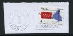 Sellos de Europa - España -  ESPAÑA 2011_4616_AUT0NOMIAS MADRID 0,55 US$