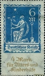 Stamps Germany -  Imperio