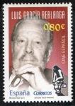 Stamps Spain -  4658- Cine español. Luís garcia Berlanga.