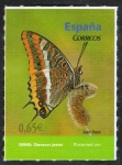 Sellos de Europa - España -  4622- Fauna. Mariposas. Caraxes jasius.