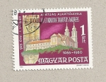 Sellos de Europa - Hungría -  Abadía benedictina de Thany