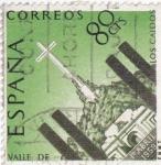 Stamps Spain -  Valle de los Caídos    (N)