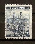 Sellos de Europa - Alemania -  Olomouc.