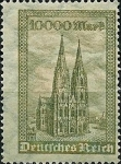 Stamps : Europe : Germany :  Imperio