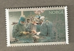 Stamps Europe - Norway -  Operación quirurgica