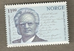 Stamps Europe - Norway -  Premio Nobel Literatura 1903
