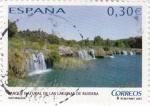 Sellos del Mundo : Europa : España :  Parque Natural de Las Lagunas de Ruidera     (N)