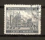 Sellos de Europa - Alemania -  Moravska Ostrava.