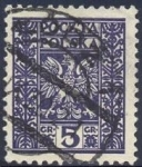 Stamps : Europe : Poland :  Eagle arms