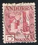 Sellos de Europa - Andorra -  SAN JUAN DE LA SALLE