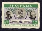 Stamps Europe - Slovenia -  SHOIPNIJA  KOMITETIT TE QINDRESES