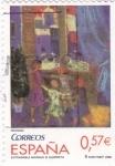 Stamps Spain -  Entrañable Navidad