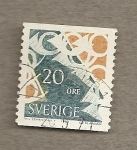 Stamps Sweden -  Simbolo correos