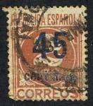 Stamps Spain -  REPUBLICA ESPAÑOLA