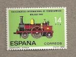 Sellos de Europa - España -  XXIII Congreso Int. Ferrocarriles